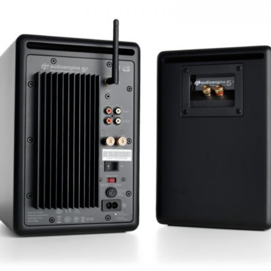 Loa máy tính Audioengine A5+ Wireless
