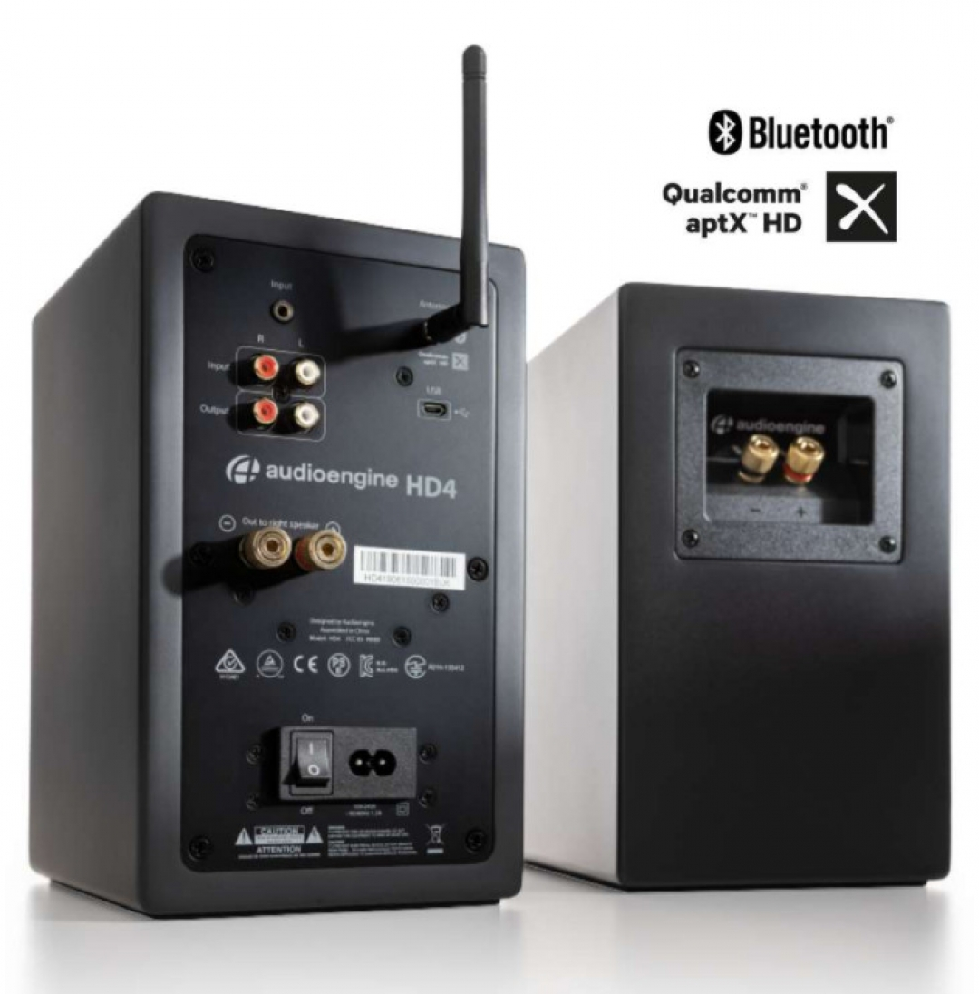Loa Bluetooth Audioengine HD4