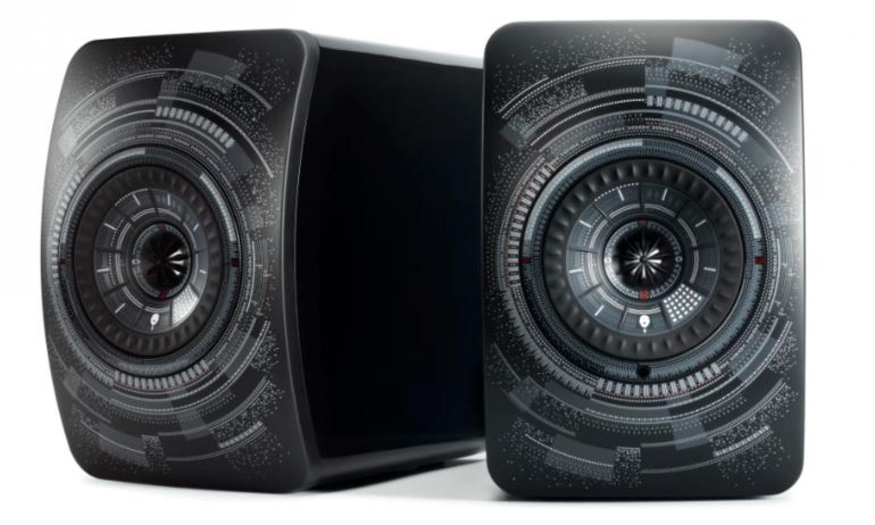 KEF LS50 Wireless Nocturne