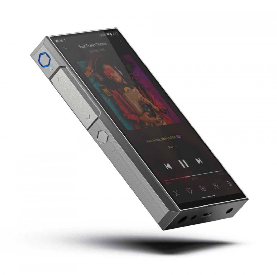 Máy nghe nhạc FiiO M11 Plus LTD (Stainless Steel)