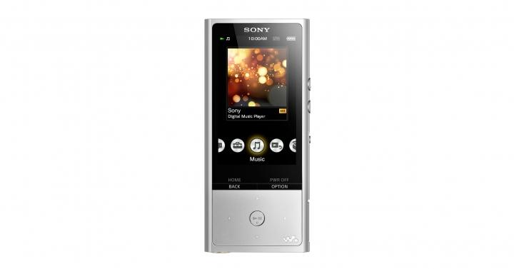 Máy Nghe Nhạc Sony Walkman NW-ZX100