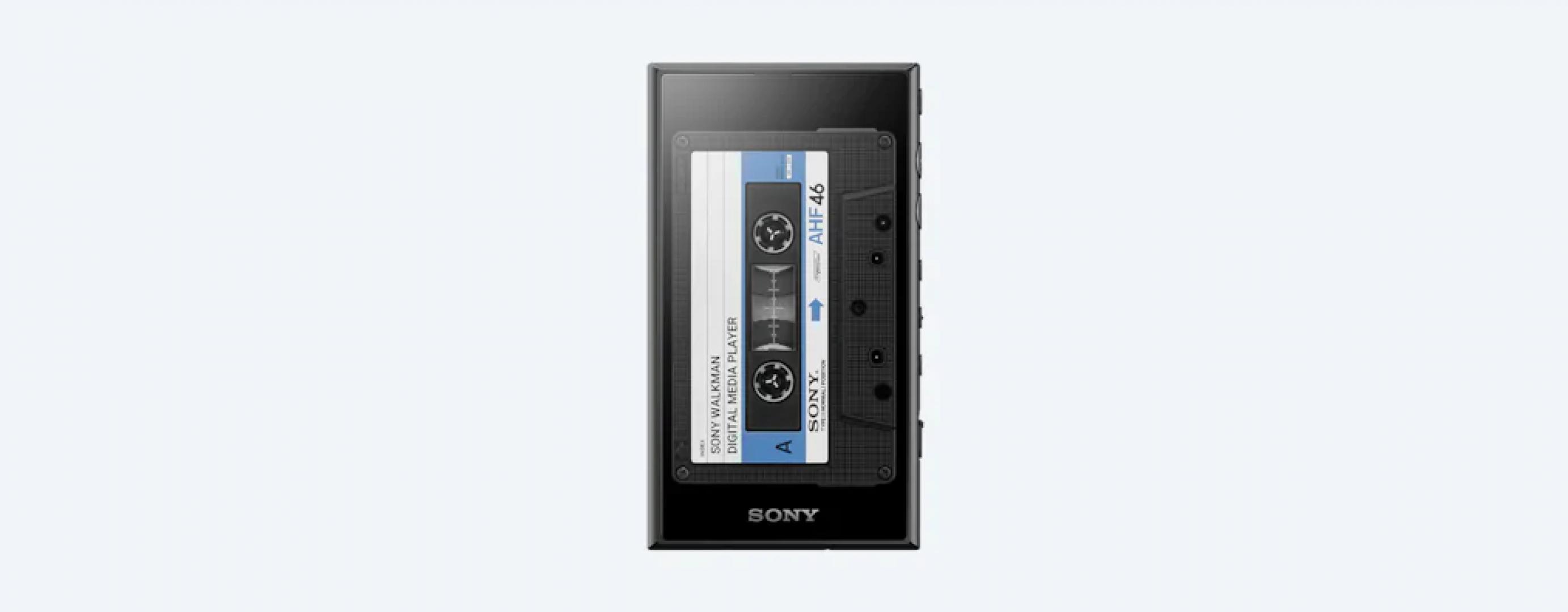 Máy nghe nhạc Sony NW-A106 HN