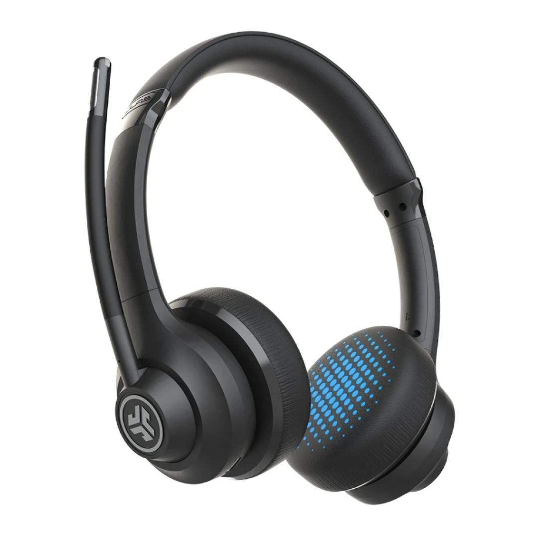 Tai nghe JLAB GO WORK WIRELESS ON-EAR HEADSET