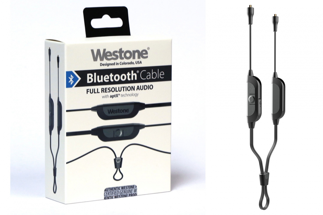 Dây Bluetooth receiver Westone Bluetooth Cable