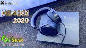Unboxing Hifiman HE400i 2020   Tai nghe từ phẳng CAO CẤP nhưng giá cực kì Hấp Dẫn