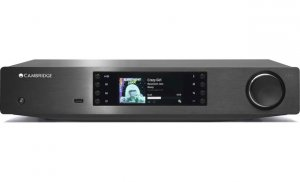 Ampli cambridge audio cxn BK