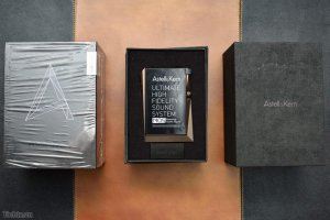 Astell & Kern AK380 + Amply  + Ripper