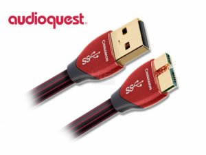 AudioQuest Cinnamon USB 3.0 A To USB 3.0 Micro