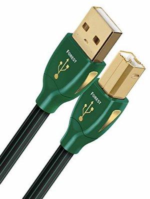 AudioQuest Forest USB A to B Plug