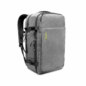 Balo chống sốc Tomtoc A81-F01G FLIGHT APPROVED TRAVEL 40L - GRAY-17.3 inch