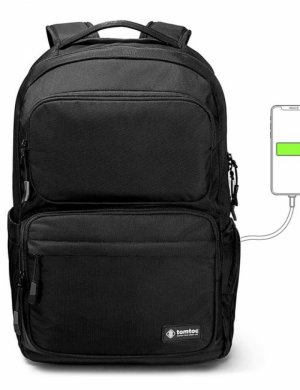 Balo chống sốc TOMTOC Travel Backpack Ultrabook 15.6 inch - 24L-A77