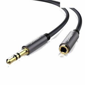 Cáp Audio 3.5mm Nối Dài 1M Ugreen 10592 Cao Cấp