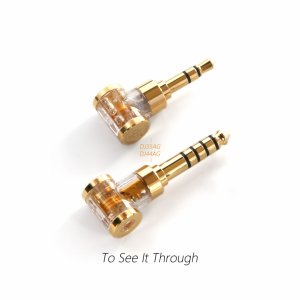 DD ddHiFi DJ35AG/DJ44AG 2.5mm Female Gold