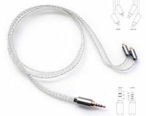 Dây tai nghe ddHiFi BC50B 3.5