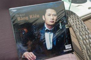 Đĩa LP The Best Of Bằng Kiều