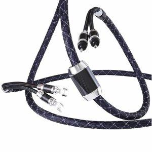 Dây loa Furutech NanoFlux Speaker Cable