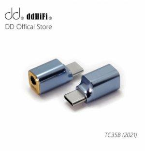 Giắc ddHiFi Aluminum Alloy TC35B (2021)