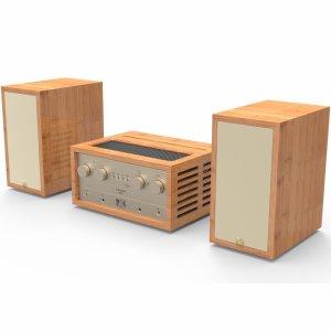 Bộ dàn âm thanh iFi Retro Stereo 50 System