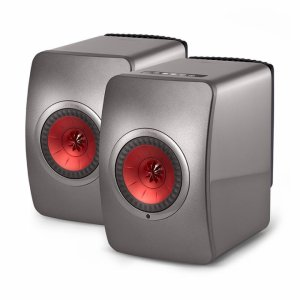 Loa KEF LS50 wireless, Titanium