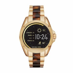 Michael Kors Access Touch Screen Rose Gold Acetate Bradshaw