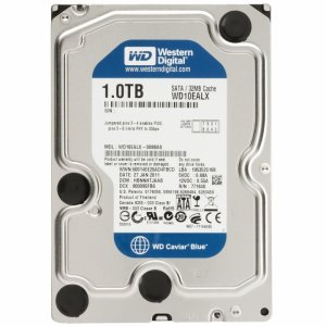 Ổ Cứng Trong WD 1Tb