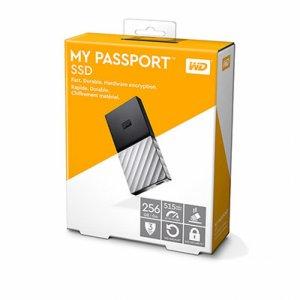 Ổ cứng WD My Passport SSD 256GB