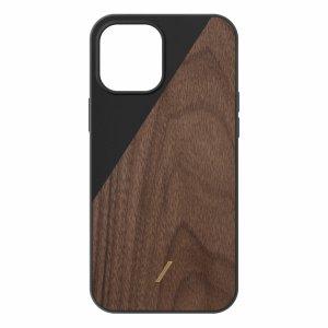 Ốp iPhone 12 Pro Max Native Union CLIC WOODEN