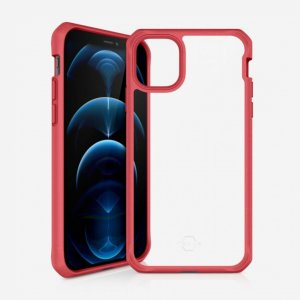 Ốp Lưng iphone ITSKINS (Pháp) Feroniabio Pure Drop Safe cho iphone 12