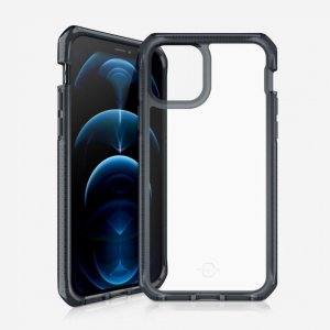 Ốp Lưng iphone itskins (Pháp) Supreme clear drop safe cho iphone 12