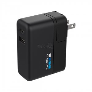 Sạc đôi máy quay GoPro Supercharger International Dual-Port Charger