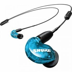 Tai nghe bluetooth SHURE SE215SPE-B+BT2-A