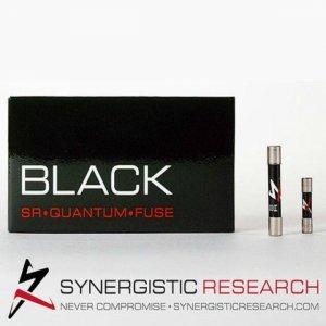 Synergistic Research Cầu Chì Quantum Black