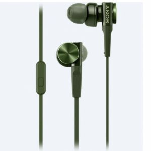 Tai nghe nhét tai Sony MDR-XB75AP