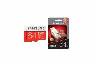 Thẻ nhớ MicroSDXC Samsung Evo Plus 64GB UHS-I U3 100MB/s