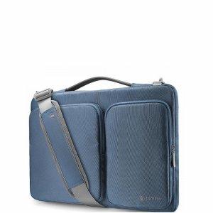 Túi chống sốc TOMTOC shoulder bags Macbook Pro 13 inch Blue A42-C01