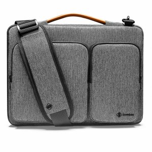 Túi chống sốc TOMTOC Shoulder bags Macbook Pro 15 inch Gray A42-E02