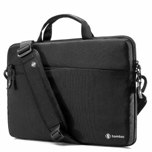 Túi chống sốc TOMTOC 13 inch Macbook Pro Messenger Bags black A45-C01