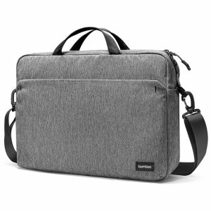 Túi chống sốc TOMTOC Shoulder bag for Ultrabook 13 inch Gray (A51-C01G)