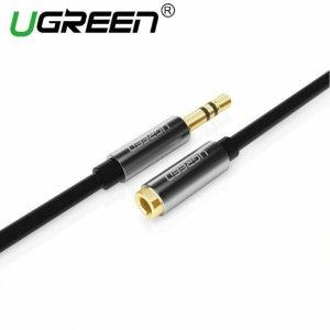 Ugreen 10592 Cáp âm thanh 3.5mm nối dài - 2M